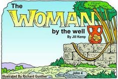 The Catholic Toolbox: Lesson Plan- (Pre K - K): Woman at the Well