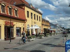 Old Rauma: Rauma. Am Marktplatz