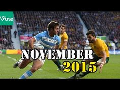 Best Rugby Vines Compilation ► November 2015 Week 2 [ Tries,Tackles,Hits] - YouTube