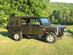 Defender 110 Beach Runner from East Coast Rovers