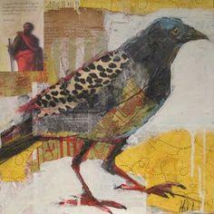 Liz Hill: The Crow