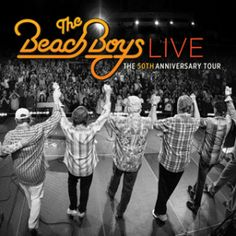 The Beach Boys Live 50th Anniversary Tour:  Interesting but ultimately unfulfilling