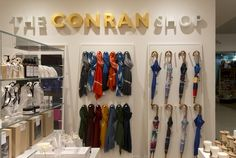 Retail Design Blog — The Conran Shop by Made In Place at Selfridges,...