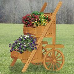Flower / vegetable cart
