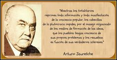 Jauretche Philosophy, Thoughts, Writers, 1, Frases, Pro Life, Musica, Quotes, Yellow