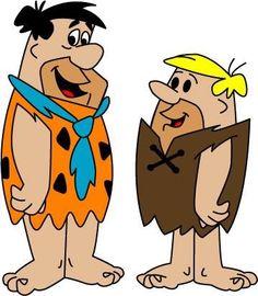 Flintstones- Fred & Barney