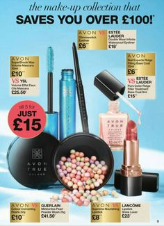 get all 5 items for just £15