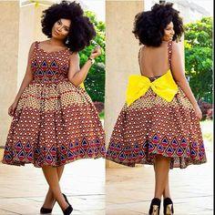 11 Unique Ankara Styles for Beautiful LadiesLatest Ankara Styles and Aso Ebi Styles 2020 African Print Dresses, African Fashion Dresses, African Dress, Nigerian Fashion, African Prints, Fashion Outfits, African Attire, African Wear, African Women