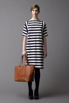 It's all about bold bold black and white for 2013.  Samuji