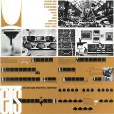Eames Tandem Seating | Eames Office