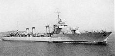 Guépard-class destroyer 1925 France