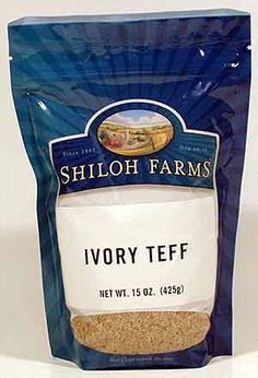 Shiloh Farms Ivory Teff Grain 15 Oz 6 Pack ** Check out the image by visiting the link. Shiloh, Baking Ingredients, Farms, Grains, Lunch Box, Ivory, Packing, Link, Check