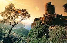 Fabulous hilltop view Majorca Spain - #Mediterranean #BestofYachting #YachtCharters