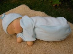 Waldorf Heavy Weighted Baby Doll 14. Various by Waldorfdollshop