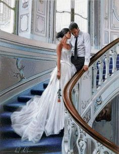свадьба - Схемы вышивки - Коалла - Авторы - Портал «Вышивка крестом»