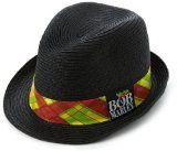Men's rasta fedora hat