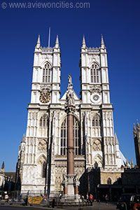 Westminster abbey, London - Building Info
