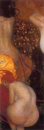 """""""11.Peces dorados, 1901-1902"""" Gustav Klimt"""