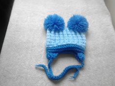 hand Crochet baby boy hat age 612 months by crochetfifi on Etsy Crochet Baby Boy Hat, Baby Boy Hats, Hand Crochet, Winter Hats, Trending Outfits, Unique Jewelry, Boys, Handmade Gifts, Stuff To Buy