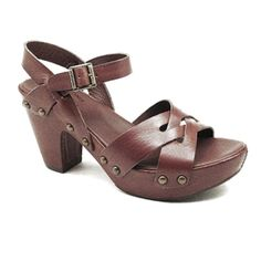 Kork-Ease   Deborah- Rust (also available in black):    Have fun in classic, comfortable style with the Kork-Ease Deborah sandal.