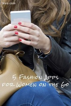 If you don't have time to shop, these fashion apps can help