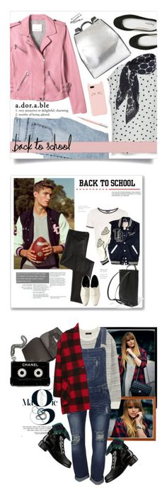 """Winners for Back to School: Fall Jackets"" by polyvore ❤ liked on Polyvore featuring Rebecca Taylor, MANGO, DKNY, Ruxx, Repetto, Faber-Castell, Kate Spade, BOBBY, Topshop and Chiyome"