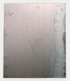 Sam Falls, Untitled (Framed Steel 6), Hot rolled steel, 2013
