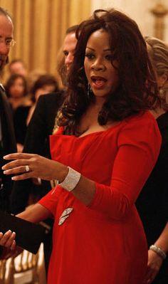 ...young, beautiful, black Opera Singer~ DenyceGraves, Mezzo Soprano <3