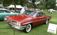 '61 Pontiac Bonneville Coupe