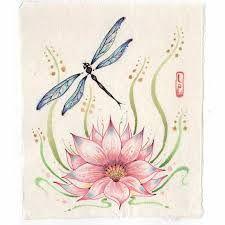 Resultat d'imatges de chinese  dragonfly paint