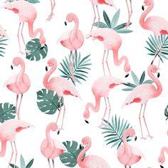 Moje urocze flamingi powoli zdobywają rynek i Wasze serca ❤️ . —— My cute flamingos slowly but surely are conquering the market and your hearts  ❤️ . Dostępne u Bebe Casa . And will be available soon on Spoonflower (I have to catch up with uploading my designs there ) . ----- #flamingos #patterndesign #watercolor #bedding #szycie #szyciedladzieci #textiledesign