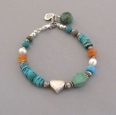 Gray Moonstone Red Garnet Necklace Sterling Silver DJStrang Boho Chic Chatoyant Color Flashing Gemstone Friendship Trust Shimmering Stone