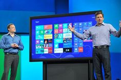 Microsoft's Second Innings with Windows 8.1