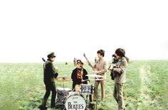 1k photography film music vintage the beatles sixties playing green ringo retro History Paul McCartney john lennon ringo starr george harrison 1960s bands beatles rock n roll 60s 1965 classic rock help!