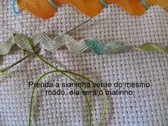 Eu Amo Artesanato: Pintinhos de sianinha passo a passo