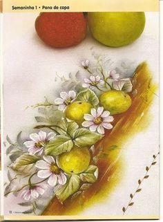 Resultado de imagem para album de pintura em tecido picasa