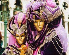 Carnival in Venice, Italy (via Sofi Sweet's Travel Blog)