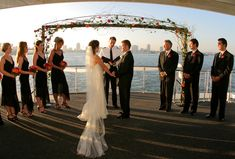 Hot Dates and Special Rates | San Diego Wedding Dates and Wedding Specials | Hornblower.  Our cousin Heidi got married on the Hornblower.  Another great wedding venue if you like the San Diego Bay and being on a boat.