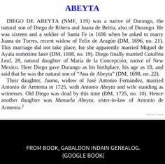 My Ancestors, Aragon