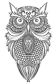 The Holiday Site: Animal Mandala Coloring Pages Free and Downloadable