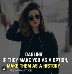 Badass Girls Quotes, Attitude Quotes For Girls, Crazy Girl Quotes, Girl Attitude, Girly Quotes, Boss Lady Quotes, Woman Quotes, Life Lesson Quotes, Life Quotes