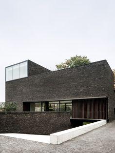 Notary Office, Ghent, Belgium - Abscis Architecten
