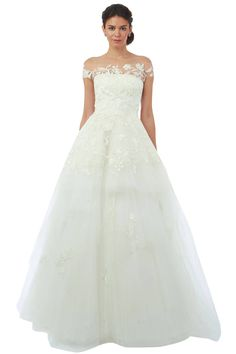 Best in Bridal, Fall 2014: Oscar de la Renta
