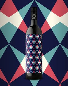 Inspired by… Motif Fine Art Wine. Because win is interesting.