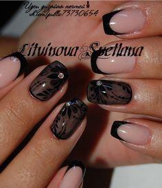 Gel Nail Art Designs, Creative Nail Designs, Colorful Nail Designs, Creative Nails, Elegant Nails, Stylish Nails, Cute Nails, Pretty Nails, Nails Only