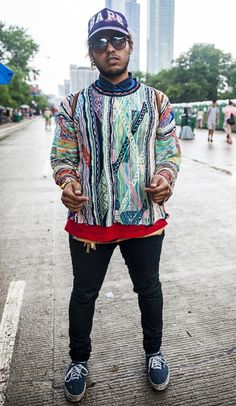 This long-lost Cosby son: | 28 Photos That Perfectly Capture Lollapalooza