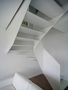 Maison L by Loïc Picquet Architecte