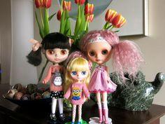 Kate, Biddie and Artis