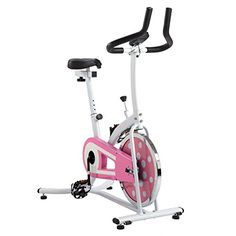 Free Delivery Sunny Health and Fitness Indoor Cycling Bike (Pink) //Price: $225.76 & FREE Shipping to USA // www.fitnessamerica.store //    #fitnesstools