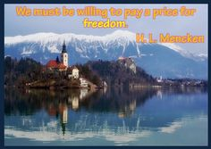 How much are you willing to pay for your freedom?